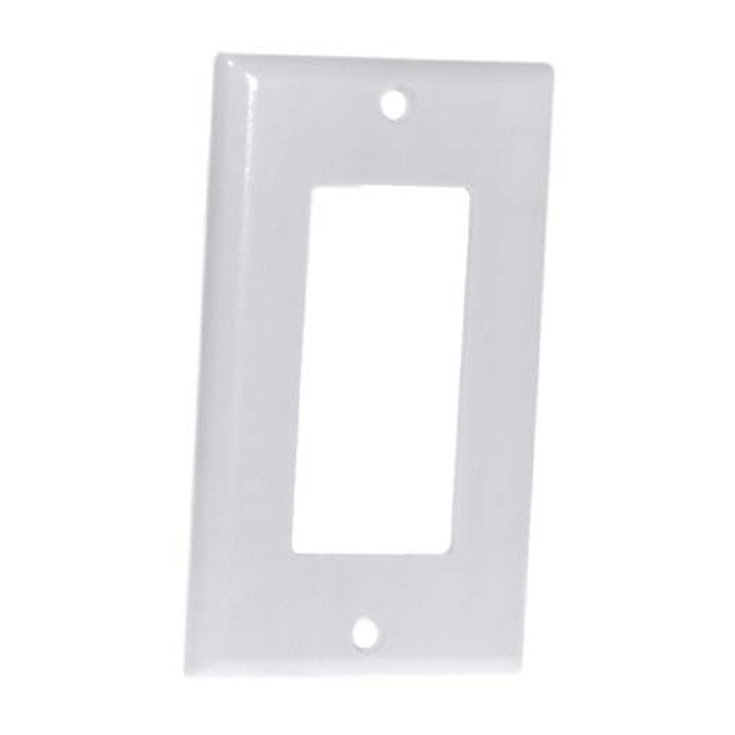 "Plate - ""Decorator"" Single Wall Plate"