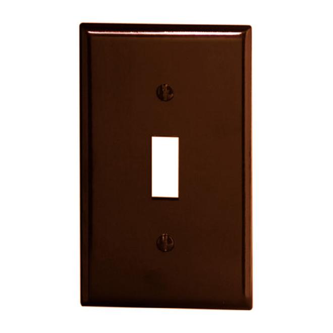 Plaque d'interrupteur