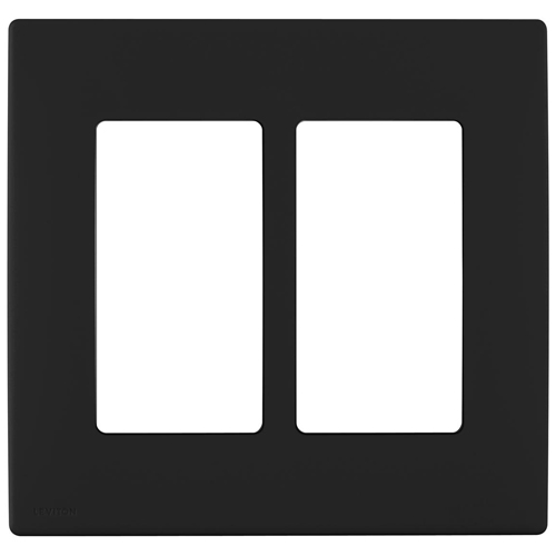 Double wall plate