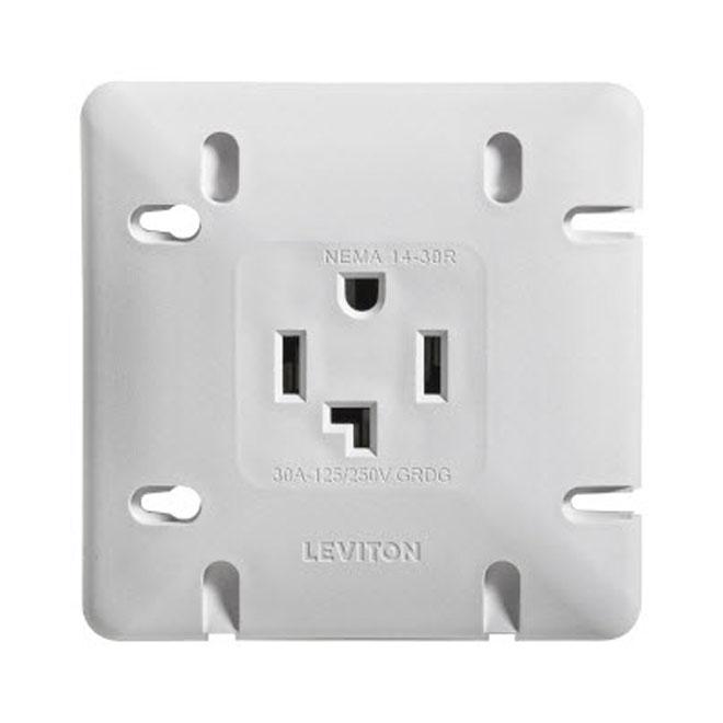 Prise électrique pour sécheuse, 30A/250V