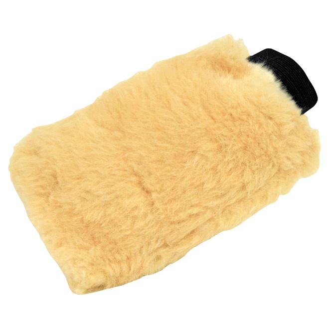 Car Wash Mitt Wool