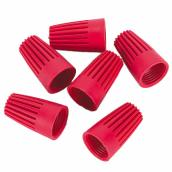 XTP Connectors - 18-10 AWG - 6/Pack - Red