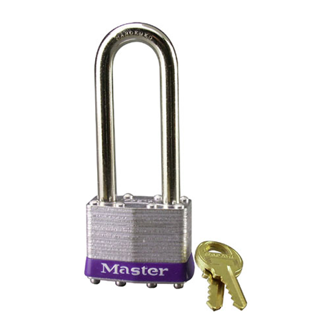 Padlock - Long Shackle Padlock