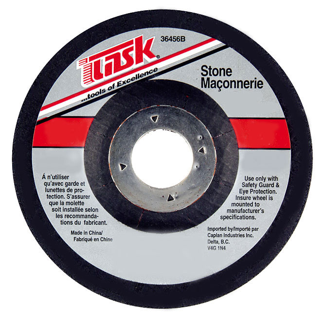 """Masonry Cut-Off Blade for Right Angle Grinder - 4 1/2"""""""