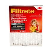 Filtrete Micro-Allergen Reduction Furnace Filter - 16-in x 20-in x 1-in