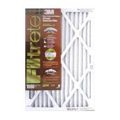 Filtrete 24-in x 16-in x 1-in 1000 MPR Micro Allergen Reduction Electrostatic Pleated Air Filter