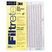 3M 16-in x 20-in x 1-in 300 MPR Clean Living Basic Dust Electrostatic Pleated Air Filter