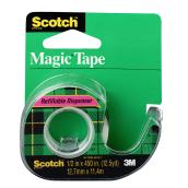 Scotch Magic Tape 12.7 mm x 11.43 m