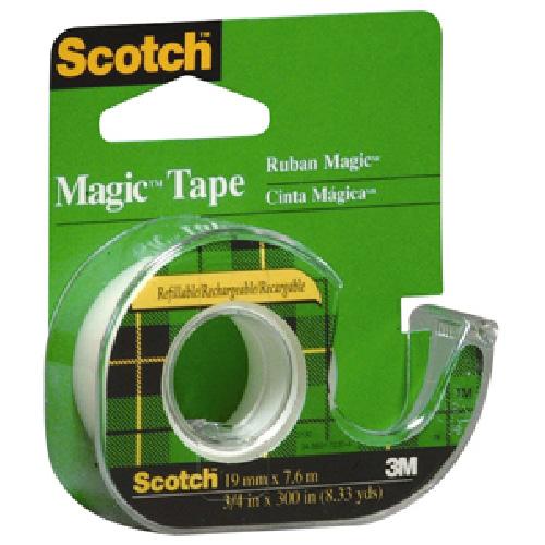"""Magic(TM)"" Clear Tape"