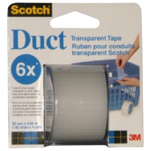 Transparent All Purpose Duct Tape