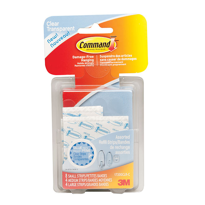 Assorted Refill Strips