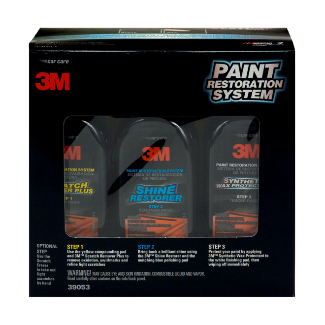 Car Paint Finish Restoration Kit