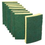 9-Pack Heavy Duty Scrub Sponges