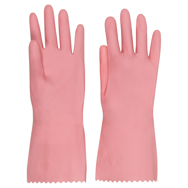 Kitchen Rubber Gloves, Size L-XL