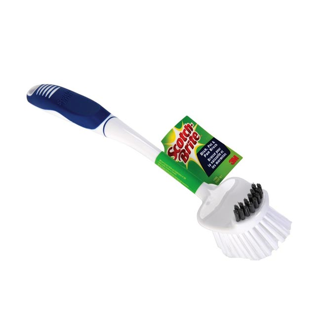 Ergonomic Handle Cleaning Brush