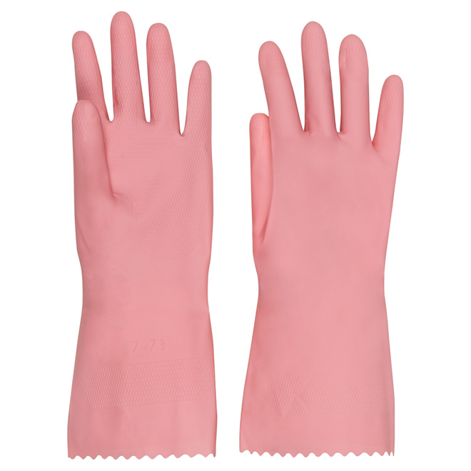Kitchen Rubber Gloves, Size S-M