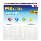 Furnace Filtre - 4 Seasons - 16'' x 25'' x 1'' - Pack of 4