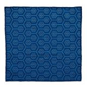 "Scrubbing Dishcloth - 11"" x 11"" - Fabric - Blue"