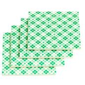 Pack of 16 Double-Coated Mounting Squares - Green