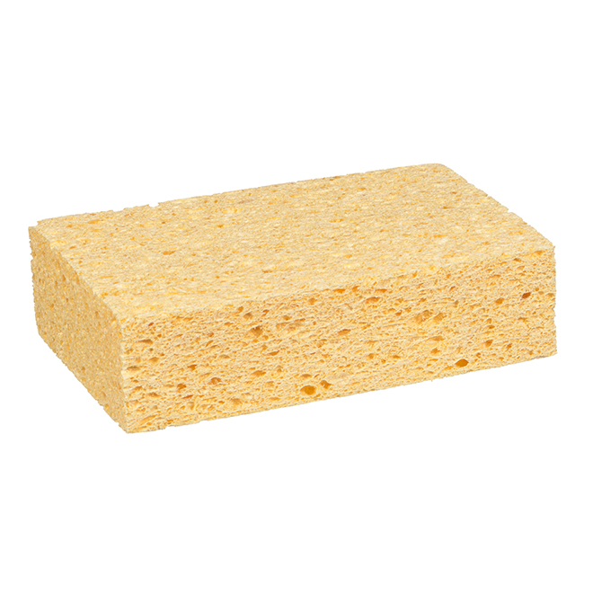 Commercial Cellulose Sponge - Yellow - Extra Large