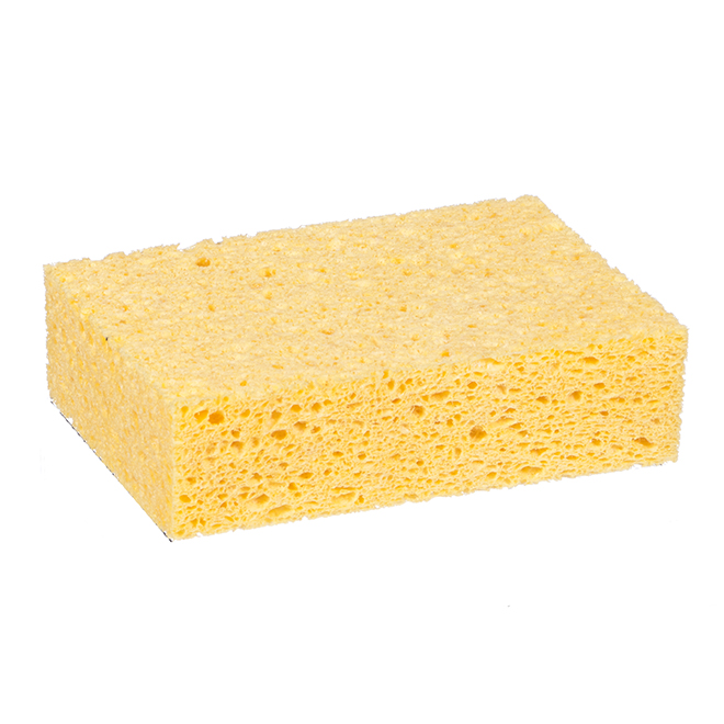 Commercial Cellulose Sponge - Yellow - Large