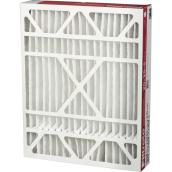 Filtrete Allergen Defense Pleated Furnace Filter - 20-in x 25-in x 5-in - 1000 MPR - Electrostatic