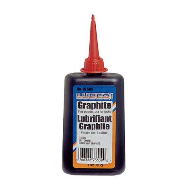Dry Graphite Powder