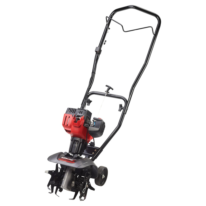 10-in Gas-Powered Cultivator