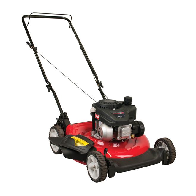 21-in Gas Lawnmower