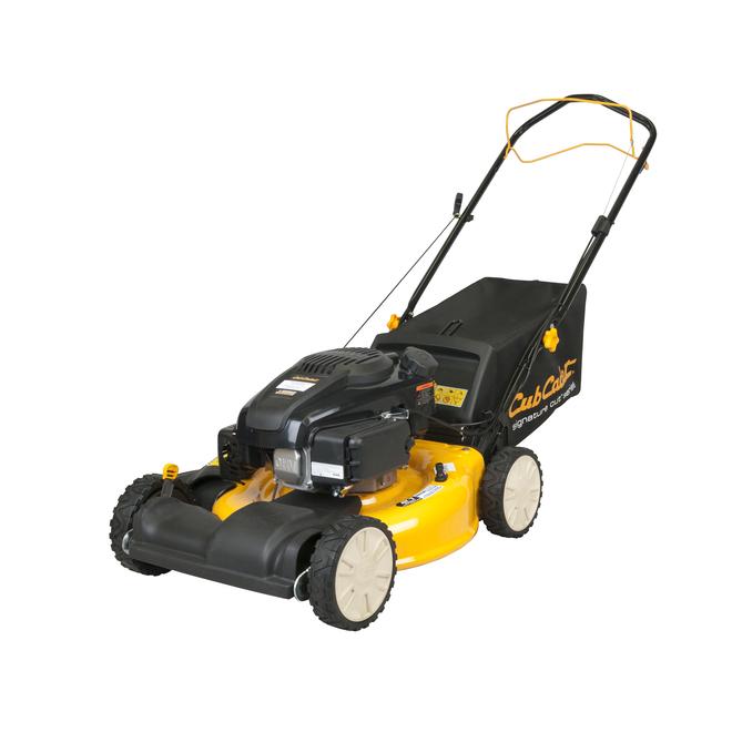 "Self-Propelled Gas Lawn Mower - 173 CC - 21"""