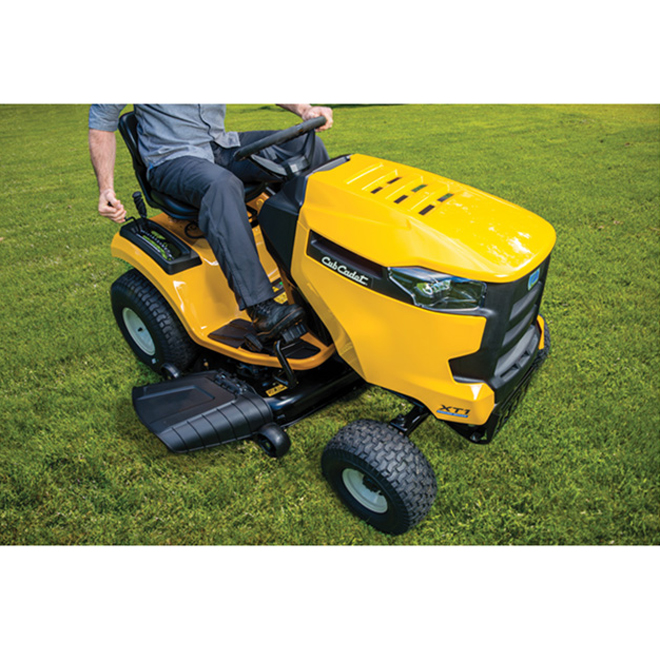 "Single-Cylinder Hydrostatic Lawn Tractor - 42"" - 18 HP"