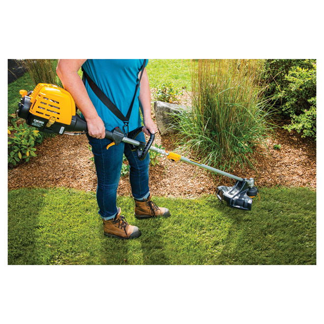 "Gas String Trimmer/Edger - Straight - 4-Cycle - 17"" - 25cc"