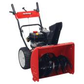 Gas Snowblower 208CC - 24""