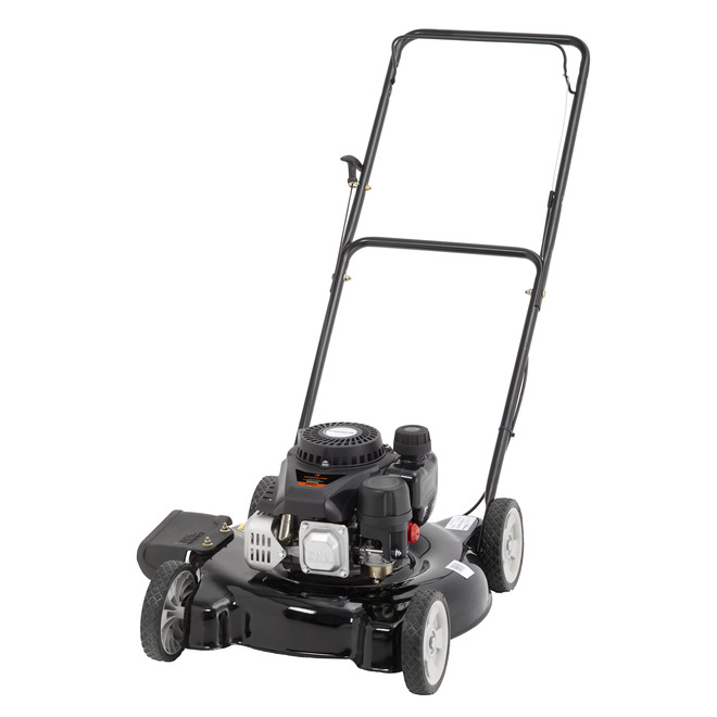 Remington Powermore Gas Lawnmower - 140 cc - 20-in - Grey