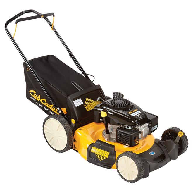 "Gas Lawn Mower - 173 CC - 21"""
