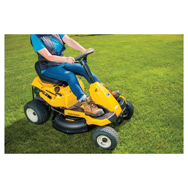 Cub Cadet Mini Lawn Tractor - 30-in - 382 cc - Yellow
