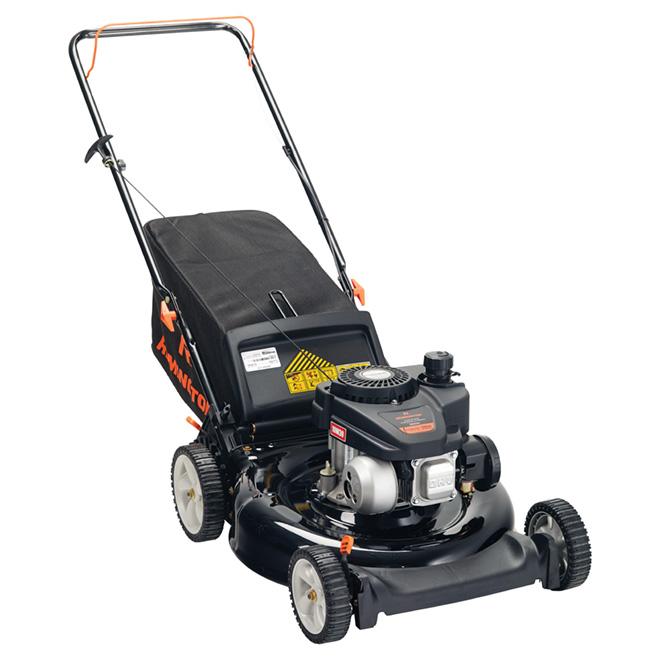 "Gas Lawn Mower - 140 cc - 21"""