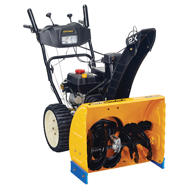 "2-Stage Gas Snowblower 24"" - 208 CC"