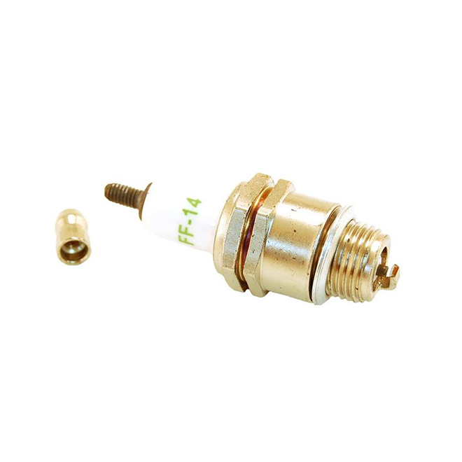 "2-Cycle and 4-Cycle Engine Spark Plug - 3/4"""