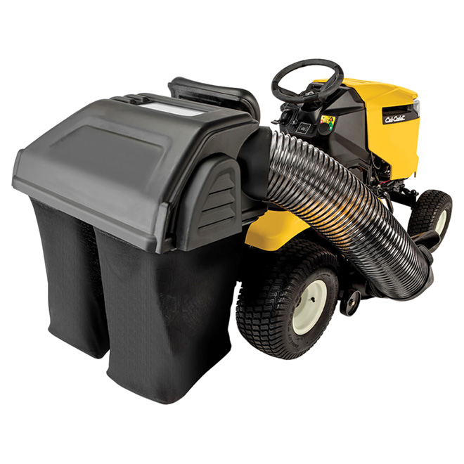 "Rear Mower Bagger - Twin - Polyester - 42""/46"" - Black"