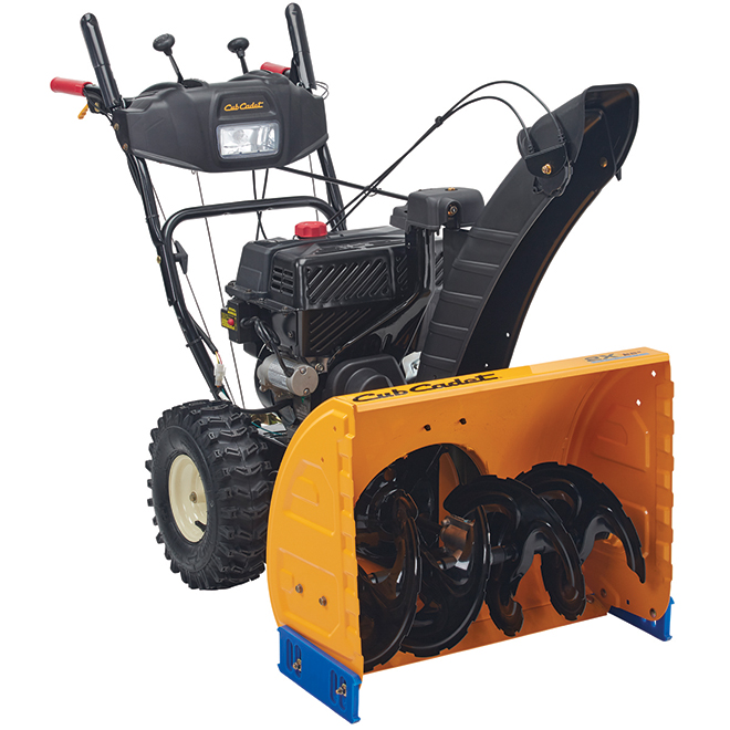 "2-Stage Gas Snowblower - 26"" - 243 CC - Yellow"