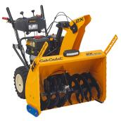 "2-Stage Snowblower - 34"" - 420 cc - Black/Yellow"