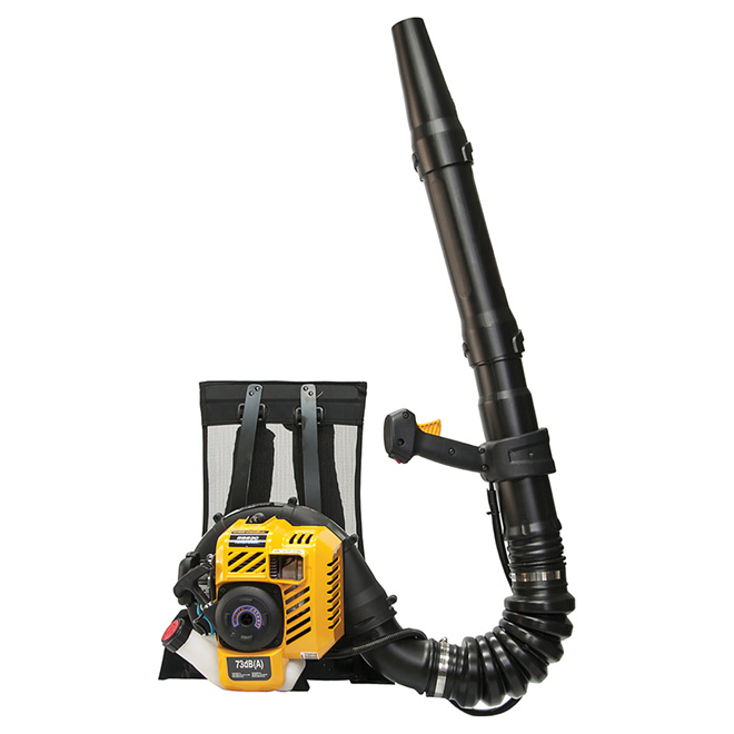 Gas Backpack Leaf Blower - 2 Cycle - 27 CC - 445 CFM