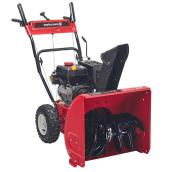 "Snowblower - 2-Stage Snow Thrower - 179 CC - 22"" - Red"