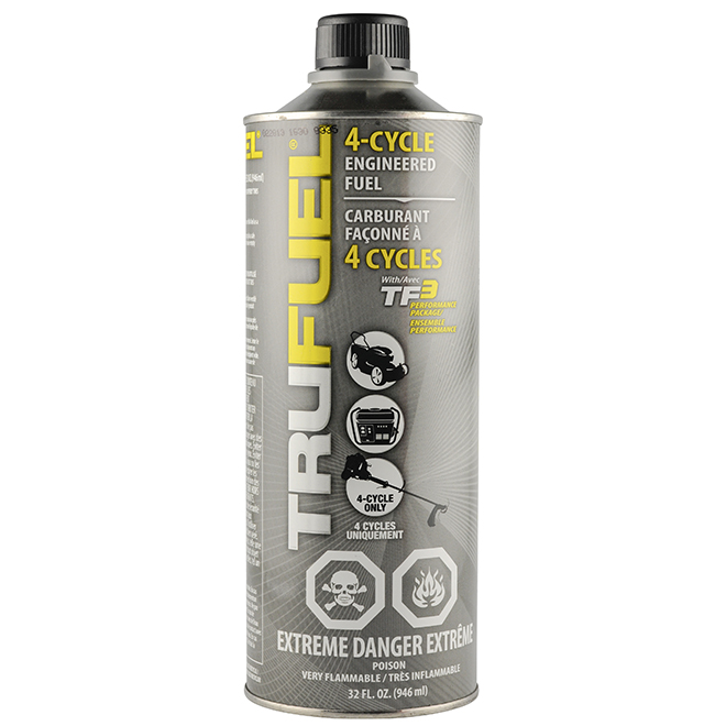 TrueFuel 4-Cycle Engine Fuel - Ethanol Free - 946 mL
