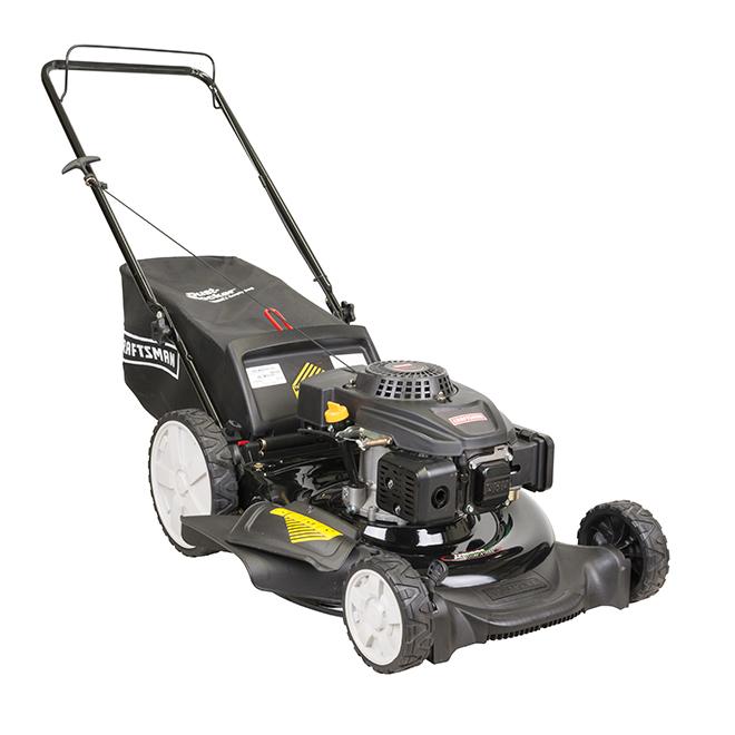 "Push Gas Lawnmower - 21"" - 159 CC - 3 in 1"