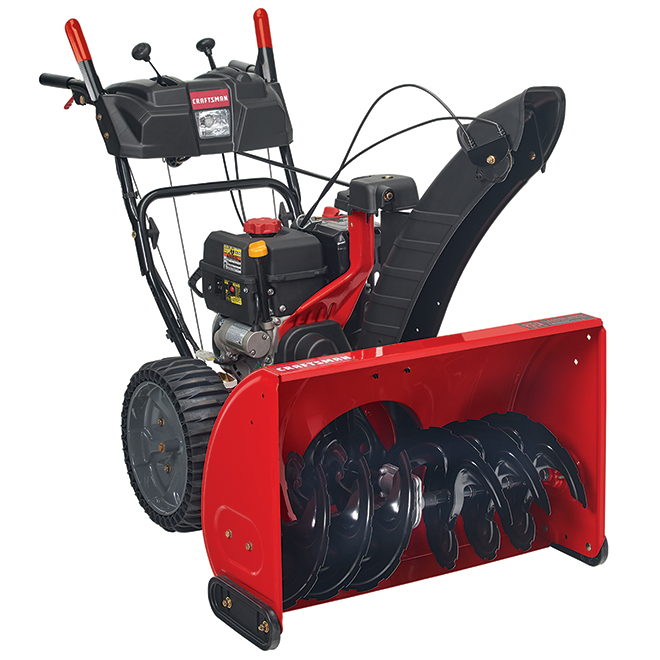 "Snowblower - 2-Stage - 272 CC - 30"" - Red and Black"