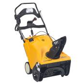 "1-Stage Snowblower - 21"" - 208 cc - Black/Yellow"