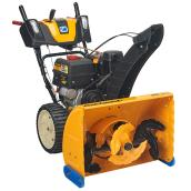 "3-Stage Snowblower - 28"" - 357 cc - Black/Yellow"