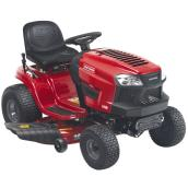 "Gas-Powered Lawn Tractor - 42"" - 547 cc - Red and Black"